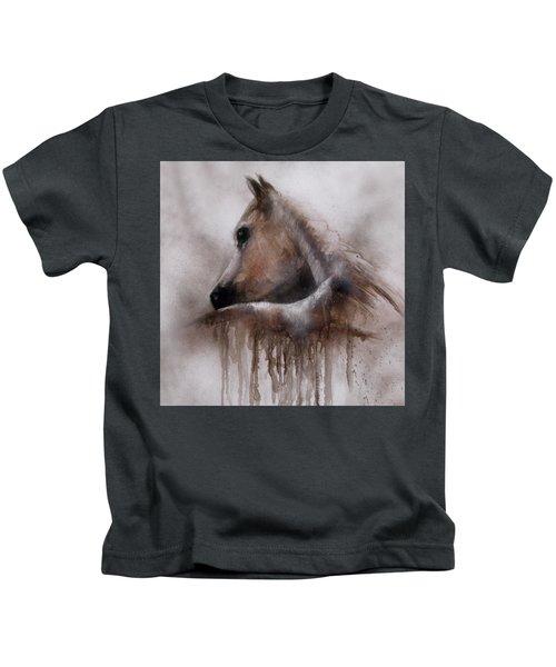 Horse Shy Kids T-Shirt
