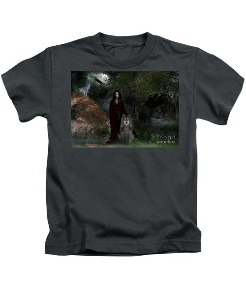 Hour Of The Wolf Kids T-Shirt