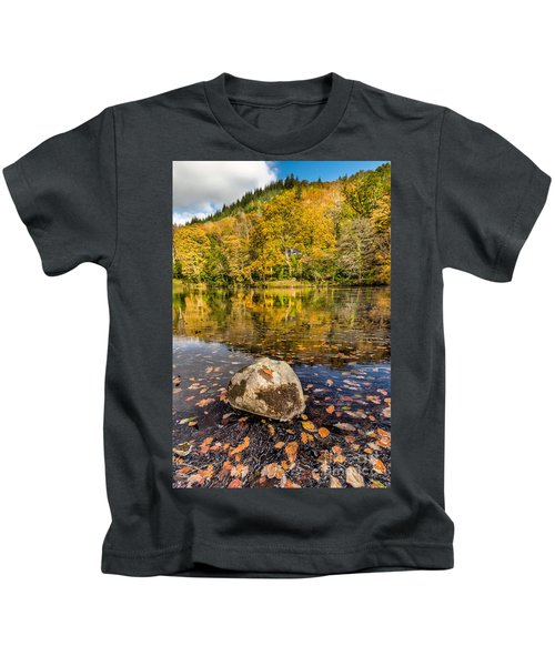 House In The Forest Kids T-Shirt