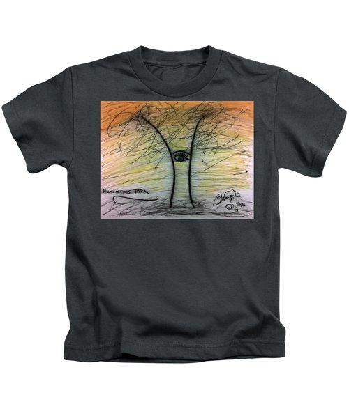 Humanities Plea Kids T-Shirt