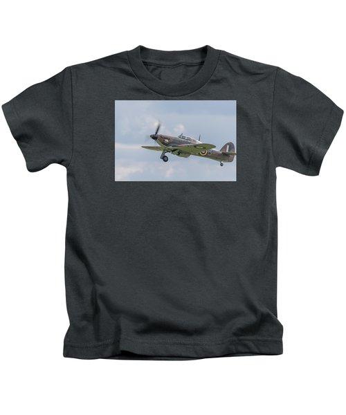 Hurricane Taking Off Kids T-Shirt