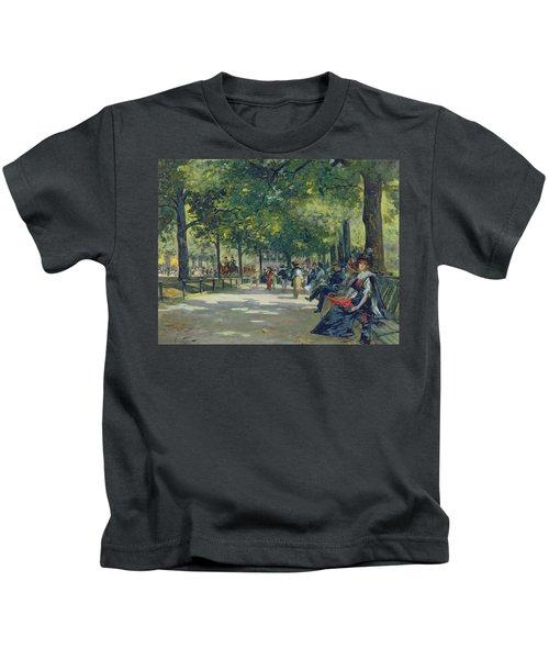 Hyde Park - London  Kids T-Shirt