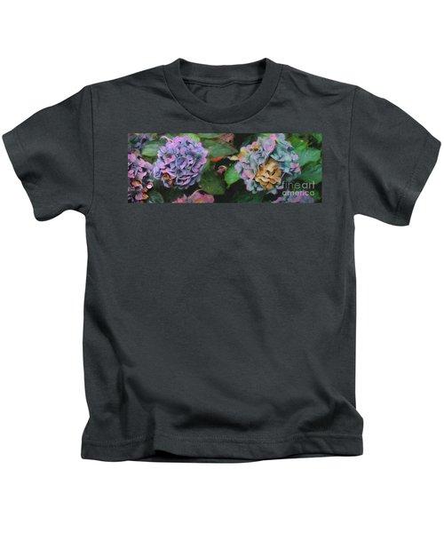 Hydrangeas, 2018 Kids T-Shirt