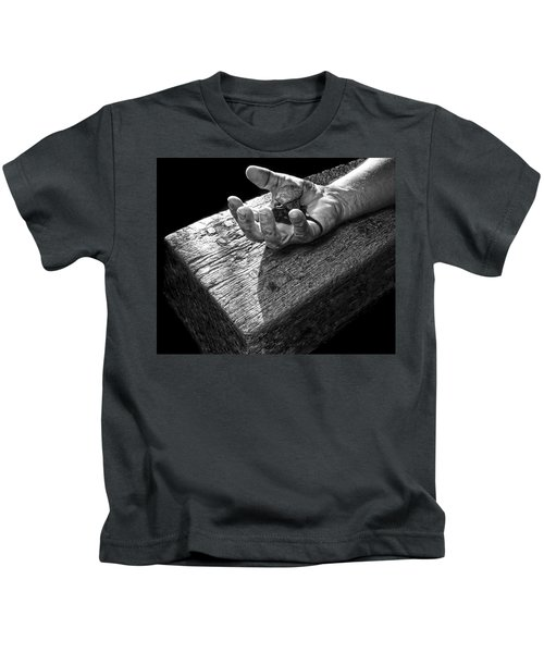 I Reached Out To You Kids T-Shirt