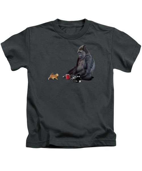 I Should Koko Wordless Kids T-Shirt
