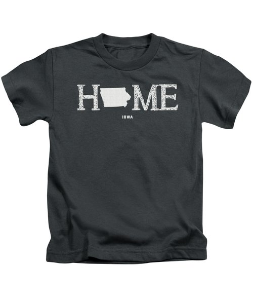 Ia Home Kids T-Shirt by Nancy Ingersoll