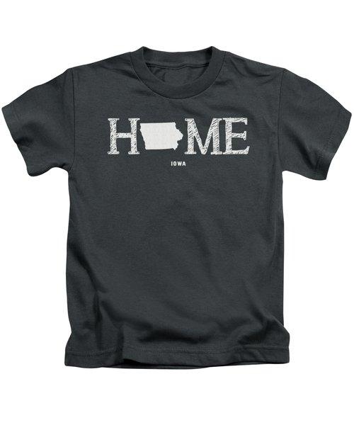 Ia Home Kids T-Shirt by Nancy Ingersoll