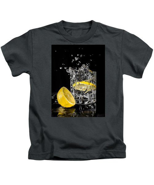 Ice And A Slice Kids T-Shirt