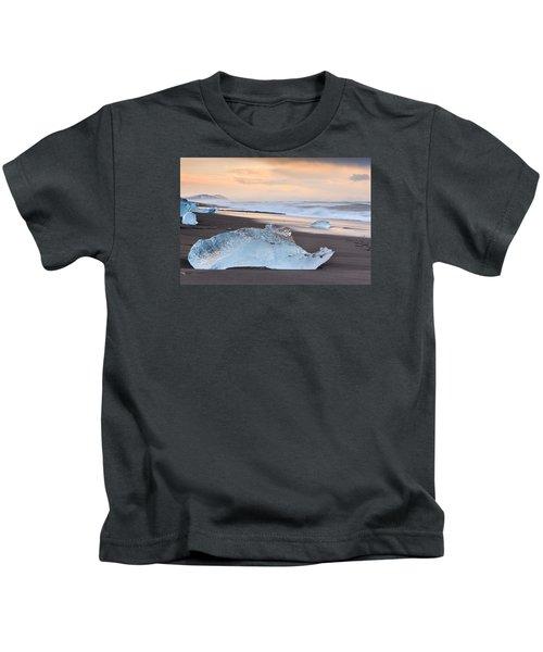 Ice Beach Kids T-Shirt