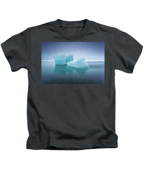 Icebergs Kids T-Shirt