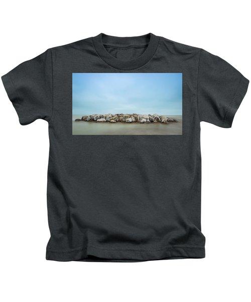Icy Morning Kids T-Shirt