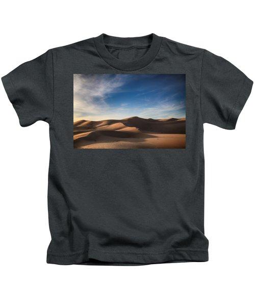 I'd Walk A Thousand Miles Kids T-Shirt