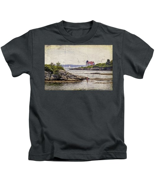 Idyllic Summer Days Kids T-Shirt