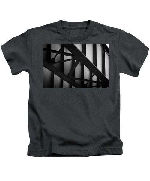 Illinois Terminal Bridge Kids T-Shirt
