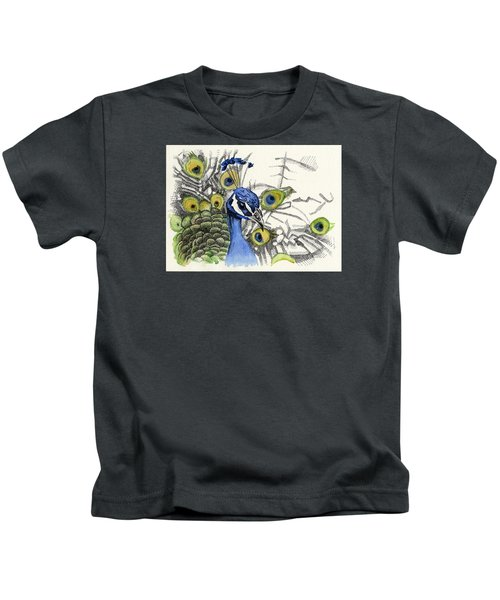 Illuminated Glory Kids T-Shirt