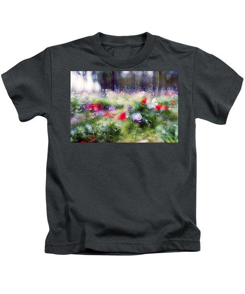 Impressionistic Photography At Meggido 2 Kids T-Shirt
