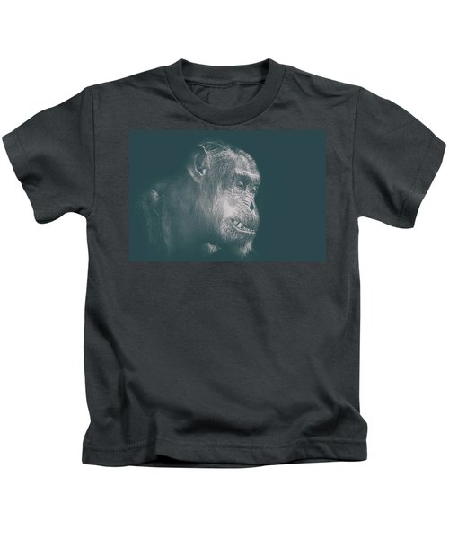 In Deep Thought Kids T-Shirt