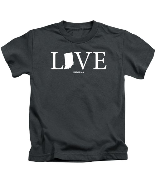 In Love Kids T-Shirt by Nancy Ingersoll