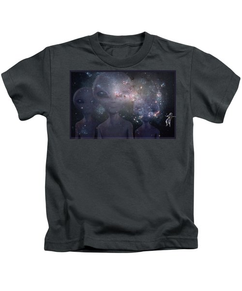 In Space Kids T-Shirt