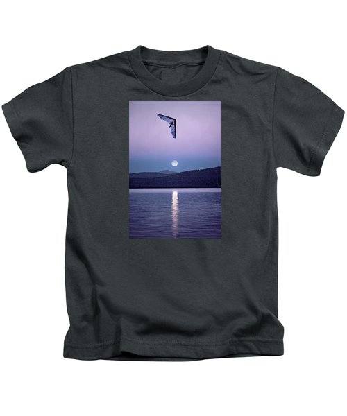 In The Air Tonight Kids T-Shirt
