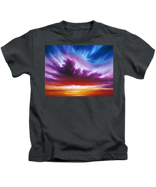 In The Beginning Kids T-Shirt