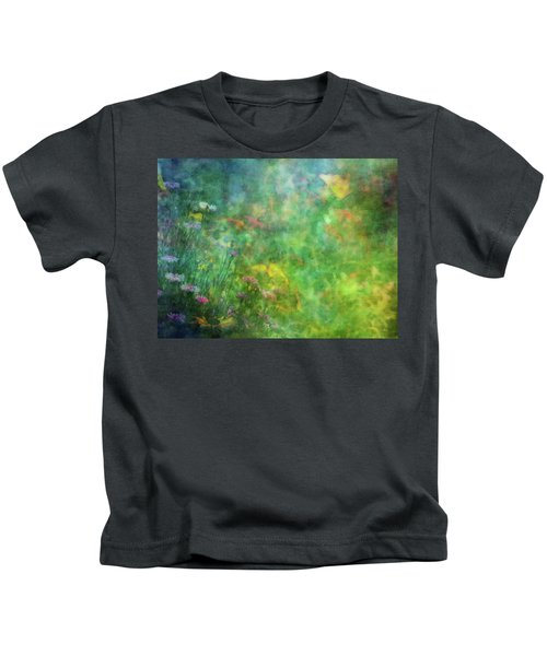 In The Garden 2296 Idp_2 Kids T-Shirt