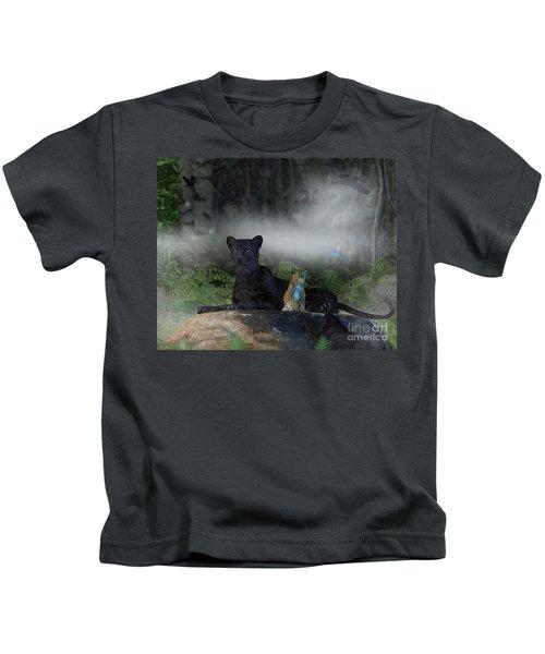 In The Jungle Kids T-Shirt
