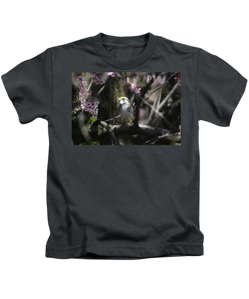 In The Light Of Morning Kids T-Shirt