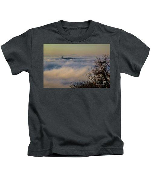 In The Mist 1 Kids T-Shirt