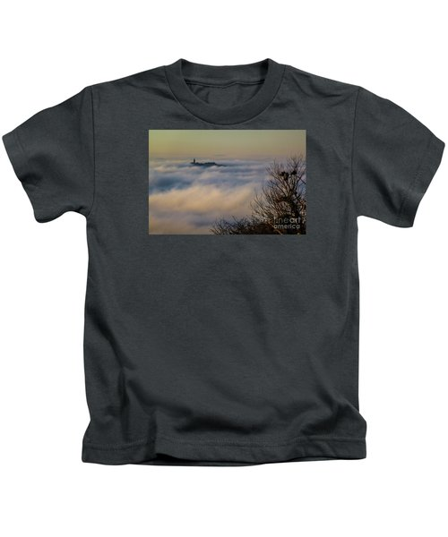 In The Mist 1 Kids T-Shirt