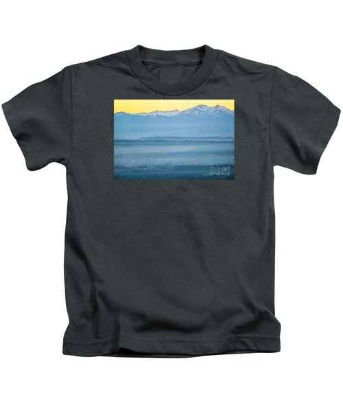 In The Mist 4 Kids T-Shirt