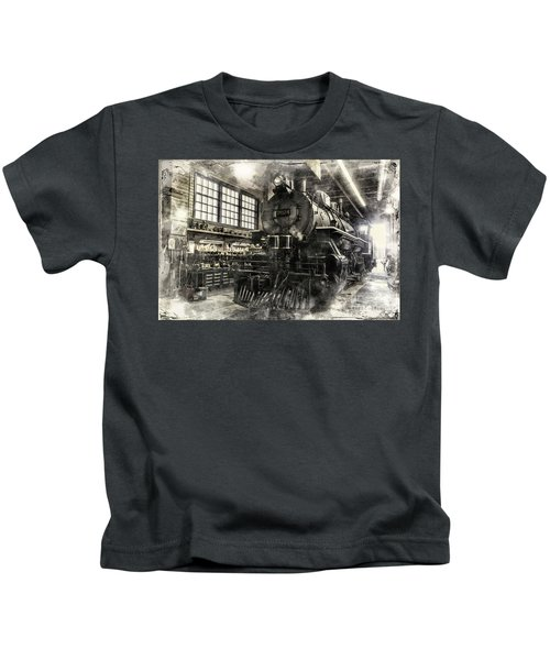 In The Roundhouse Kids T-Shirt
