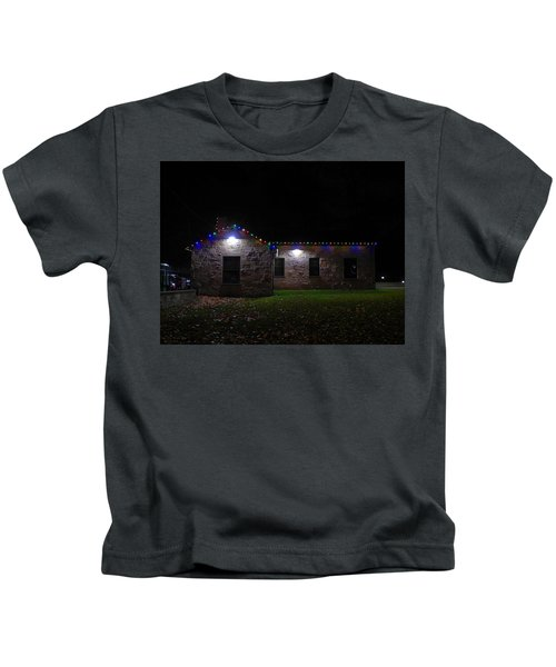 In The Shadows Kids T-Shirt