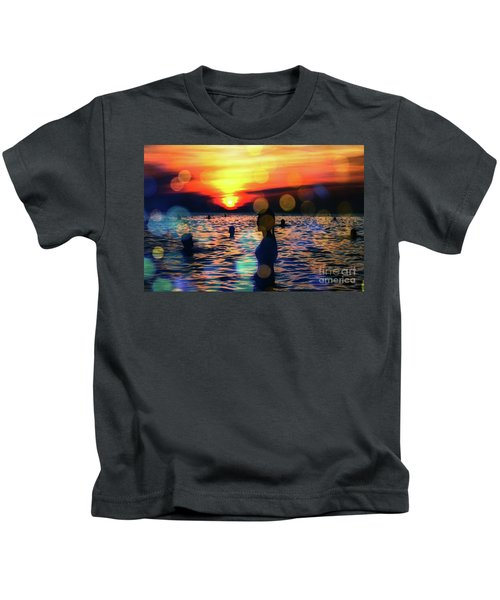 In The Water Kids T-Shirt