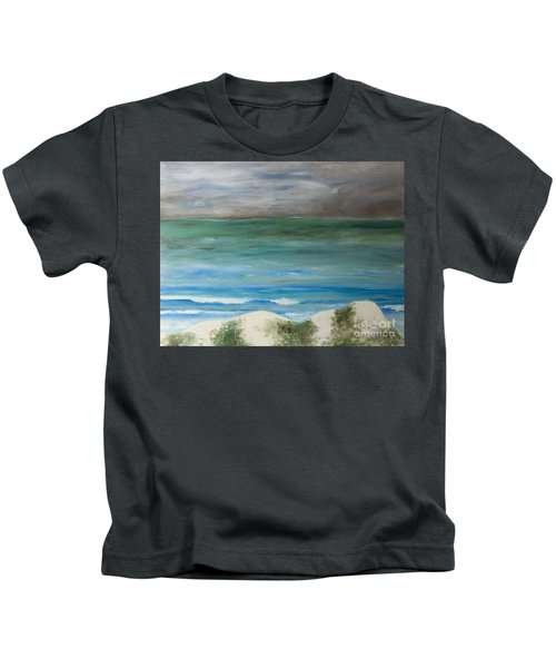 Incoming Weather Kids T-Shirt