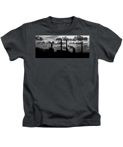 Industrial Night Kids T-Shirt