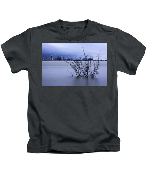 Industry In Color Kids T-Shirt
