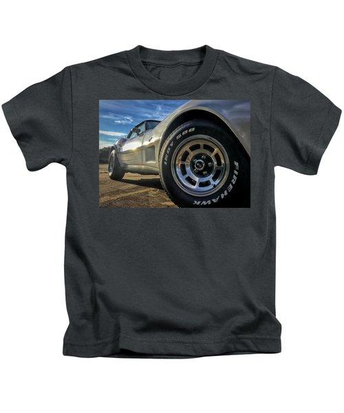 Indy 500 Color Kids T-Shirt