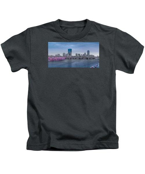 Infrared Boston Kids T-Shirt
