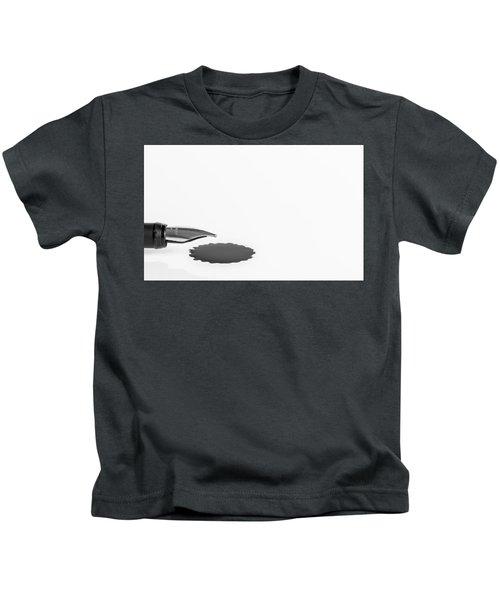 Ink Blot. Kids T-Shirt