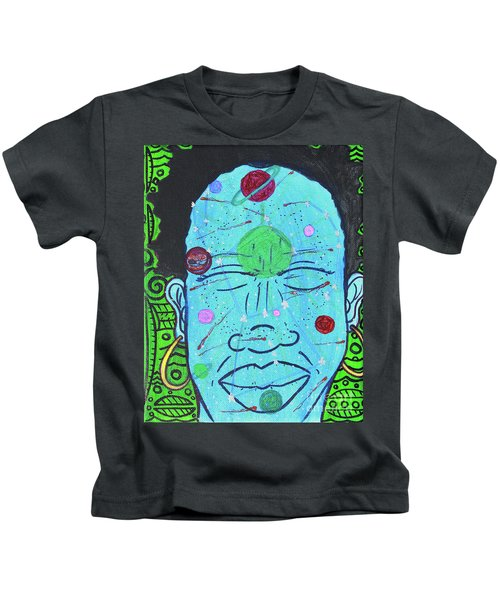 Inner-stellar Space Kids T-Shirt