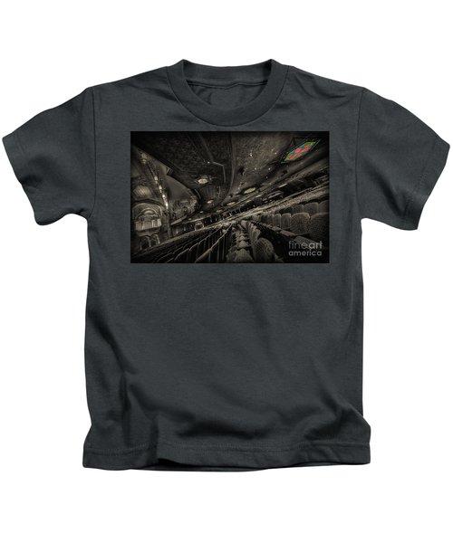 Inside Fox Theater Kids T-Shirt