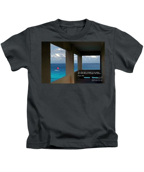 Inspirational - Picture Windows Kids T-Shirt
