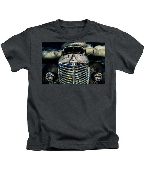 International Truck 7 Kids T-Shirt