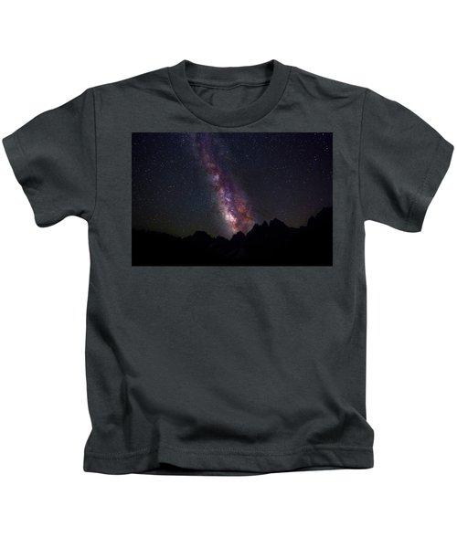 Interstellar Highway Kids T-Shirt