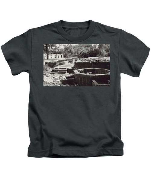 Into The Ruins 1 Kids T-Shirt