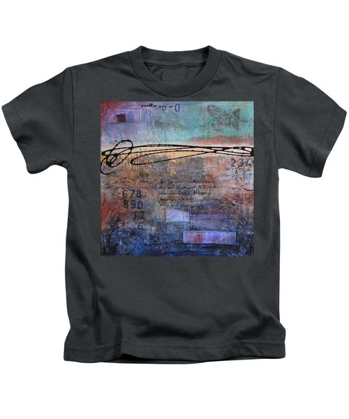 Into The Shadows Kids T-Shirt
