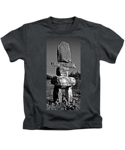 Inukshuk Kids T-Shirt