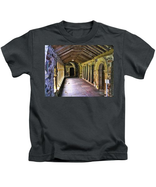 Arched Invitation Passageway Kids T-Shirt
