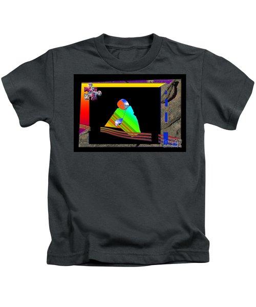 Inw_20a6454_between-rocks Kids T-Shirt